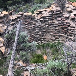 This site from the Gallina culture was occupied during the pre-Hispanic period in the American Southwest from around 1050 to 1300. Submitted photo