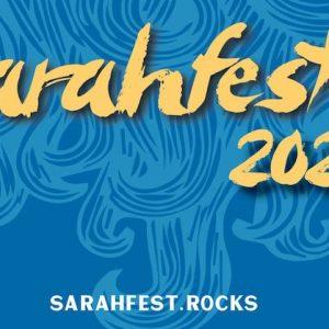 Sarahfest 2020 ad