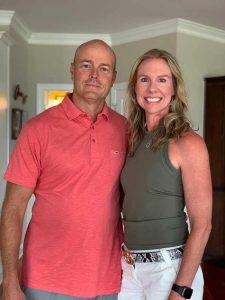 Leah and Gary Lawson