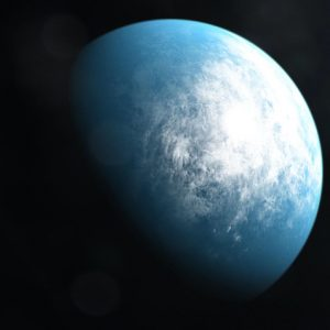 This NASA image depicts a planetary system named TOI 700, about 100 light-years away in our own Milky Way galaxy. It is home to TOI 700 d (illustrated here), the first Earth-size habitable-zone planet discovered by NASA's Transiting Exoplanet Survey Satellite. The University of Mississippi hosts an online conference Dec. 14-17 exploring the philosophical questions of the potential discovery of alien life-forms in coming decades. Image courtesy of NASA
