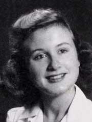Sara Myers Turner in 1947