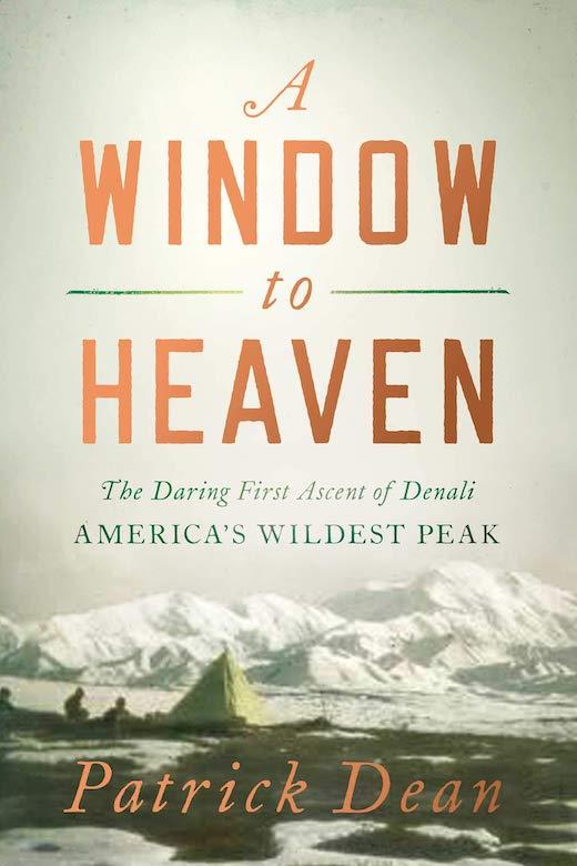 Patrick Dean's book cover