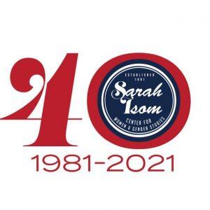 Isom Center 40th logo