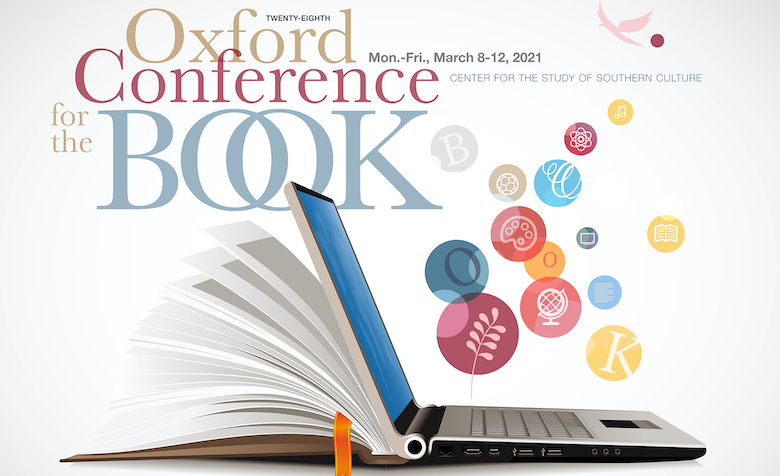 2020 Oxford Conference for the Book logo
