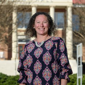 Hope Tulchinsky is the new success coach for the UM College of Liberal Arts. Photo by Thomas Graning/Ole Miss Digital Imaging Services