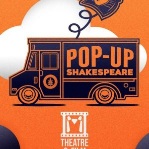 'Pop-Up Shakespeare,' which runs on selected dates and locations from March 25 to April 20, combines the time-honored tradition of staging Shakespeare's plays outdoors with the spontaneous, fleeting nature of trendy pop-up events.