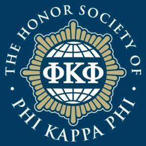 Phi Kappa Phi 2021 Initiates