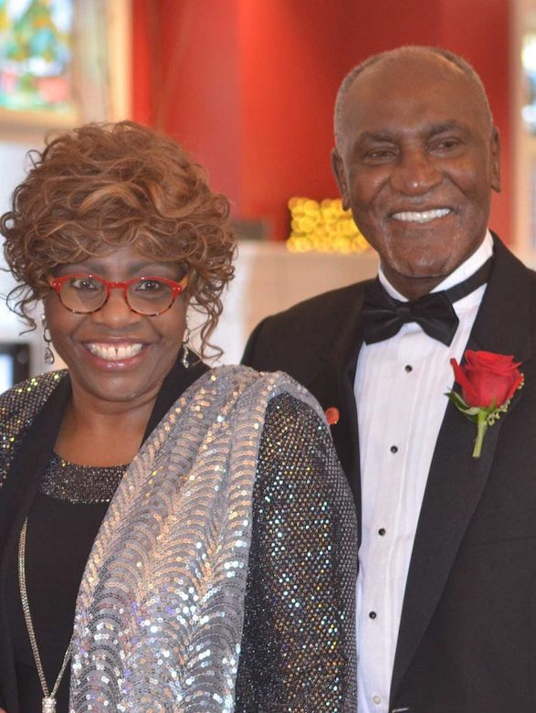 Don and Marcia Cole, both recently retired from the University of Mississippi, also were instrumental as members of the Ole Miss First National Steering Committee.
