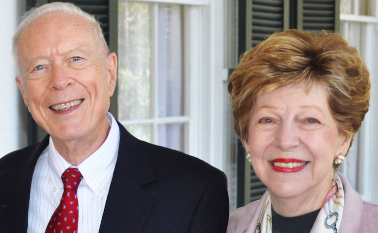 Carolyn and Marion Smith of Natchez, Mississippi, have established an academic support fund to help facilitate the continued recruitment and retention of top-tier faculty to the UM College of Liberal Arts.