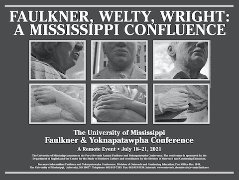 47th annual Faulkner and Yoknapatawpha Conference