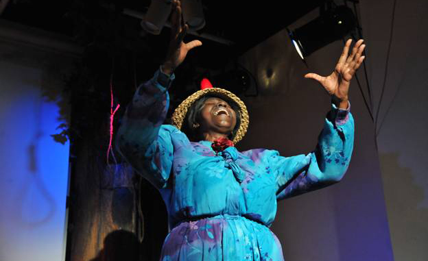 The Ford Center and the Center for Inclusion and Cross-Cultural Engagement are teaming to bring 'The Fannie Lou Hamer Story' to campus on Oct. 6. Submitted photo